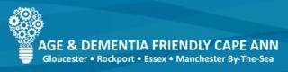 Age and Dementia Friendly Cape Ann Logo